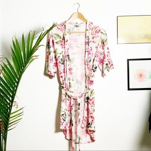 Robe Show Me Your Mumu Pink Floral - S